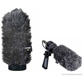 Rode Microphones WS6 Windscreen for NTG-1/NTG-2 and Shotgun Mics