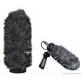Rode Microphones WS7 Windscreen for NTG-3 and Shotgun Mics