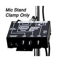 Rolls MSC106 Mic Stand Clamp Easily Mounted to Microphone Stands and Music Stands