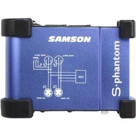 Samson Audio SAS PHANT 2-channel, 48-volt Phantom Mic Power Supply