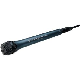 Sennheiser MD 46 - Microphone - black