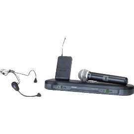 Shure PG1288/PG30 Wireless Handheld and Headset System