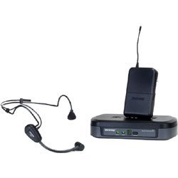 Shure PG14/PG30 Performance Gear Wireless Headset Microphone System, CH H7