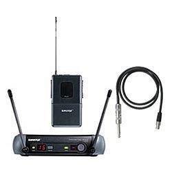 Shure PGX14J6 Guitar/Bass Wireless System, J6