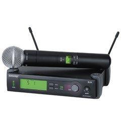 SLX24B58 SLX Handheld Wireless System