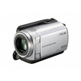 Sony DCR-SR47 HDD Handycam Camcorder (Silver)