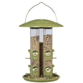 Birdscapes® 369 Safari Triple Tube, 6 lb capacity
