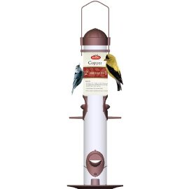 Birdscapes® 385 Copper Feeder, 1.8 lb capacity