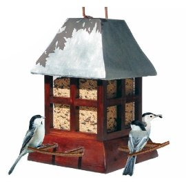 Birdscapes® 50173 Paul Revere Feeder, 2.5 lb capacity