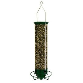 Droll Yankees YF Flipper Bird Feeder - Green