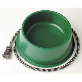 Farm heated 1qt pet bowl