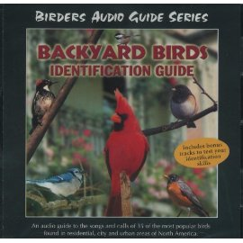 Naturescapes Music Backyard Birds Identification Guide CD