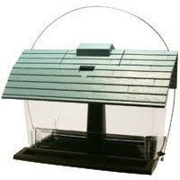 Perky Pet 309 Seed Barn Feeder, 5 lb capacity