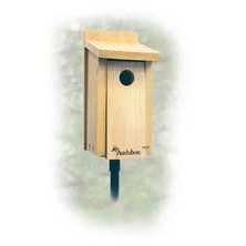 Woodlink Bluebird Bird House, 1 1/2 Hole Size
