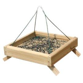 Woodlink NAPLAT2 Audubon 3 In 1 Platform Feeder