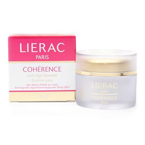 LIERAC Paris Coherence Extreme Yeux (option: Age-defense Firming Eye Cream)