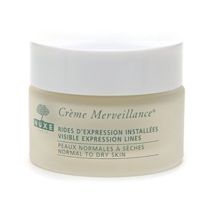 Nuxe Creme Merveillance Visible Expression Lines (option: Normal Skin)