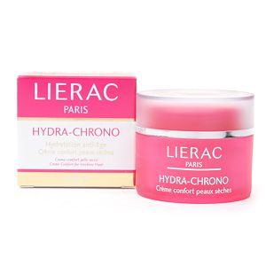 LIERAC Paris Hydra Chrono Comfort cream for dry skin