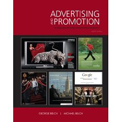 Advertising and Promotion: An Integrated Marketing Communications Perspective (8th Edition)
