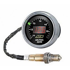 AEM 30-4100 UEGO 6-in-1 Wideband Air/Fuel Controller Gauge Kit