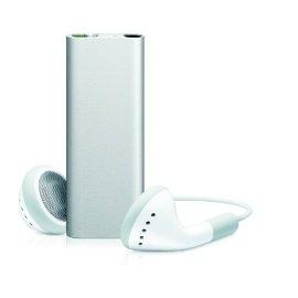 Apple iPod shuffle Third Gen 4GB (Silver) MB867LL/A