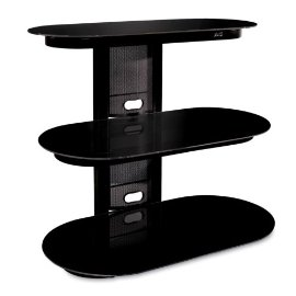 Bell'O FP-9830 TV Stand  for up to 32-Inch Displays (Black)