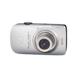 Canon PowerShot SD960 IS Digital ELPH Camera with 12.1MP 4x Wide Angle Optical IS Zoom (Silver)