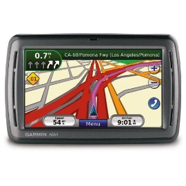 Garmin nuvi 885T 4.3 Widescreen Bluetooth GPS Navigator with MSN Direct (010-00577-30)