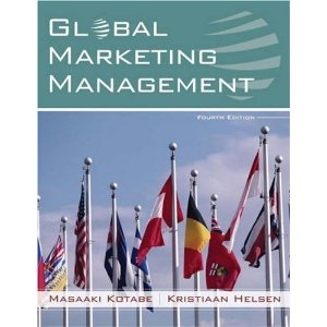Global Marketing Management (4th Edition)