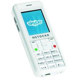 Netgear SPH200W Wi-Fi Phone with Skype