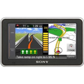 Sony Nav-U NV-U73T 4.3 Widescreen GPS