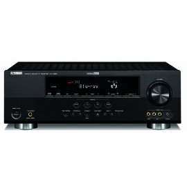 Yamaha RX-V665 7.1-Channel Home Theater Receiver (RX-V665BL)