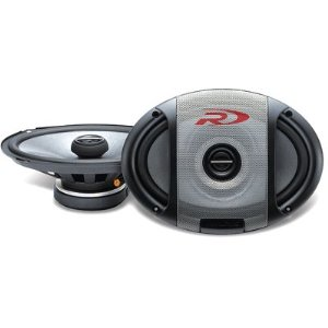 Alpine SPR-69C 6x9 Type-R 2-way Speakers