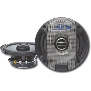 Alpine SPS-600 6-1/2 Coaxial 2-Way Speaker Set