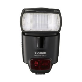 Canon Speedlite 430EX II Flash for Canon DSLRs