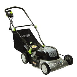 "Earthwise 20"" Corded Electric 3-in-1 Lawn Mower #50120"