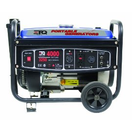 ETQ TG32P12 4,000 Watt 6.5 HP 210cc 4-Cycle OHV Gas Powered Portable Generator (Non-CARB Compliant)