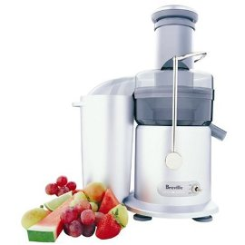 Factory Refurbished Breville XXJE95XL Juice Fountain Plus