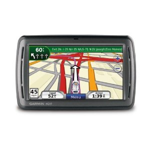 Garmin nuvi 855 4.3 Widescreen GPS w/ City Navigator NT