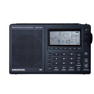 Grundig G5 AM/FM/Shortwave Portable Radio with SSB