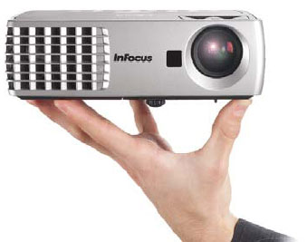 InFocus WorkBig IN1100 DLP Projector