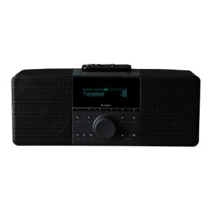 Logitech Squeezebox Boom All-In-One Network Music Player (930-000054)