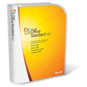 Microsoft Office Standard 2007 (For Vista, XP) (Full Version)
