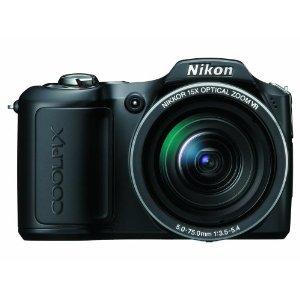 Nikon Coolpix L100 10MP Digital Camera w/ 15x VR Zoom
