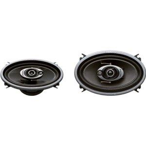 Pioneer TS-A4672R 3-Way 4-Inch X 6-Inch 150-Watt Speaker