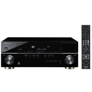 Pioneer VSX-1019AH A/V Receiver with HDMI, Faroudja 1080p (VSX-1019AHK)