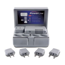 PowerLine 0900-27 Global Power Travel Kit