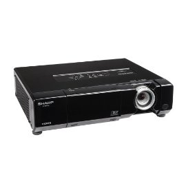 Sharp XV-Z15000 HD 1080p Home Theater Projector