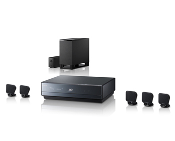 Sony BDV-IS1000 Blu-ray Wireless Home Theater System