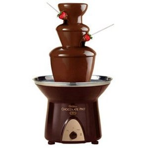 wilton chocolate pro fountain fondue set gosale price comparison results. Black Bedroom Furniture Sets. Home Design Ideas